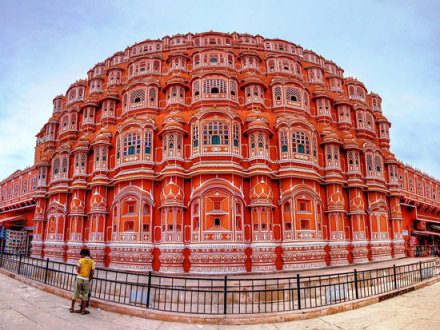 Jaipur Golden Triangle Tour