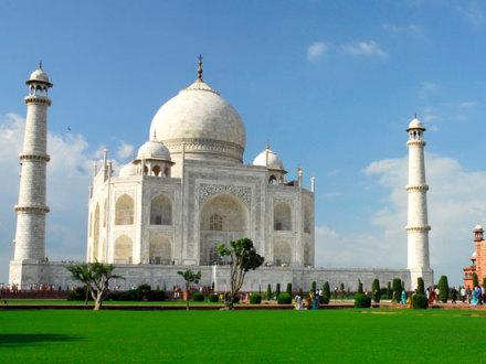 Agra Golden Triangle Tour